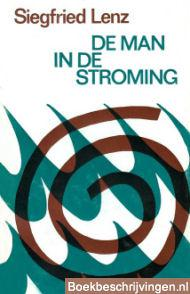 De man in de stroming