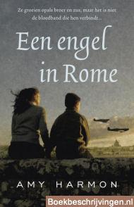 Een engel in Rome