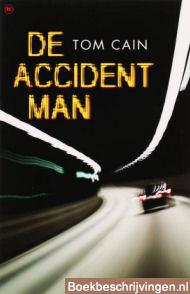 De accident man