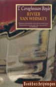 Rivier van whiskey
